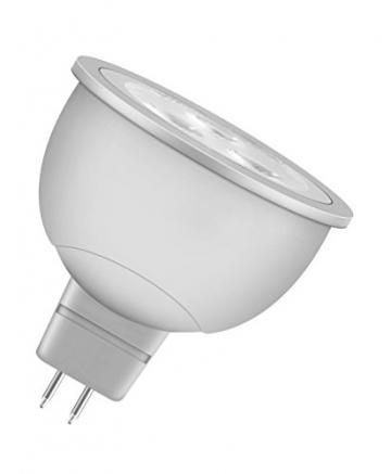 OSRAM LED Reflektor MR16 3,5W (20W-Ersatz) warmweiß 12V GU5.3 -