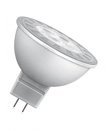 OSRAM LED Reflektor MR16 3,5W (20W-Ersatz) warmweiß 12V GU5.3 -